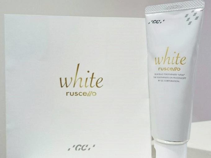 ルシェロ歯みがきペースト ホワイト